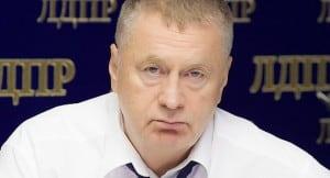 Написать письмо Жириновскому