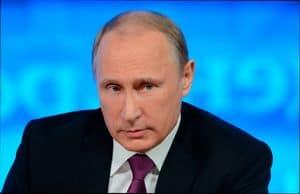 Задать вопрос Президенту Путину