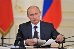Личный кабинет на сайте kremlin.ru