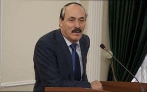 Обратиться к Главе Республики Дагестан Абдулатипову